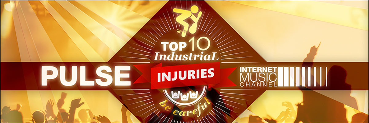 PULSE internet music channel. Top10 injuries