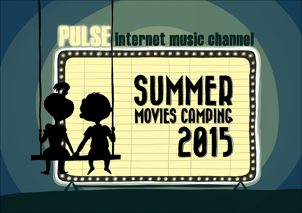 PULSE internet music channel. Movies of the upcoming summer
