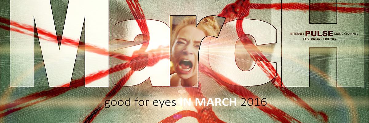 Pulse internet music channel. March set