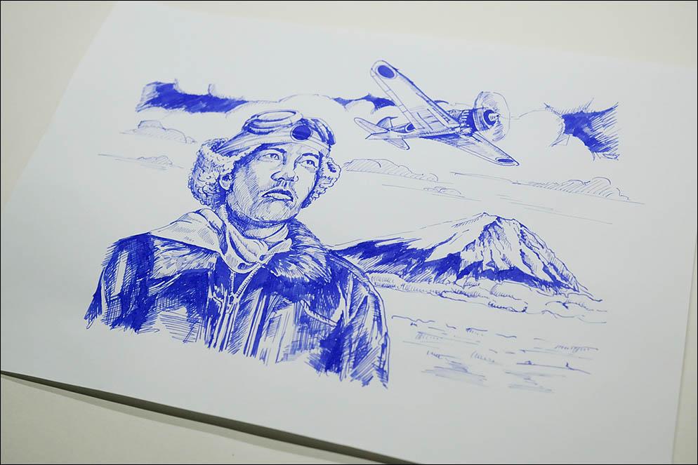 Japanese kamikadze. Lenskiy.org