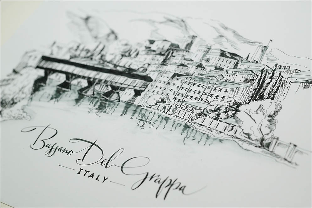 Bassano Del Grappa. Italy. Lenskiy.org