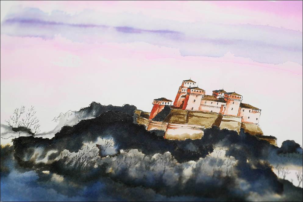 The Castle of Torrechiara. Lenskiy.org