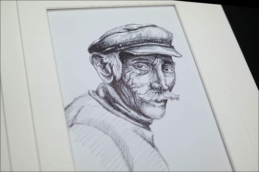 Cor Jaring. Wacom Inkling. Lenskiy.org