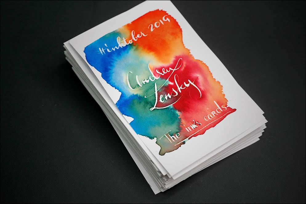 #inktober2019. 1-31: Cover. Lenskiy.org