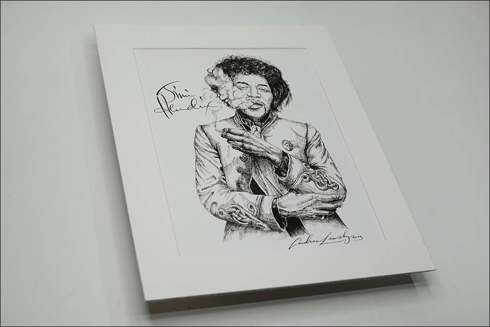 Jimi Hendrix (final). Lenskiy.org