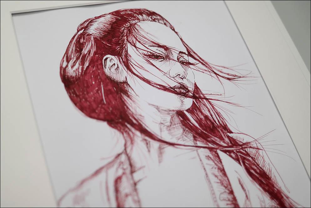 Japanese girl. Lenskiy.org