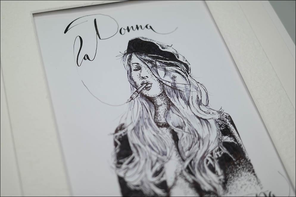 La Donna Montegrappa. Lenskiy.org
