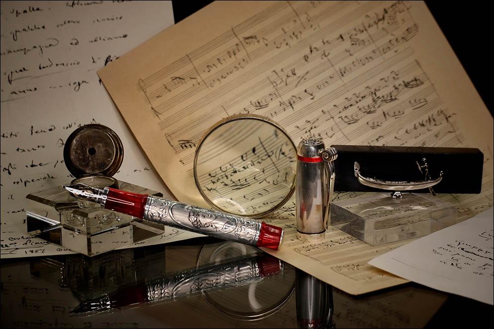 Montegrappa la Traviata. Guiseppe Verdi. Lenskiy.org