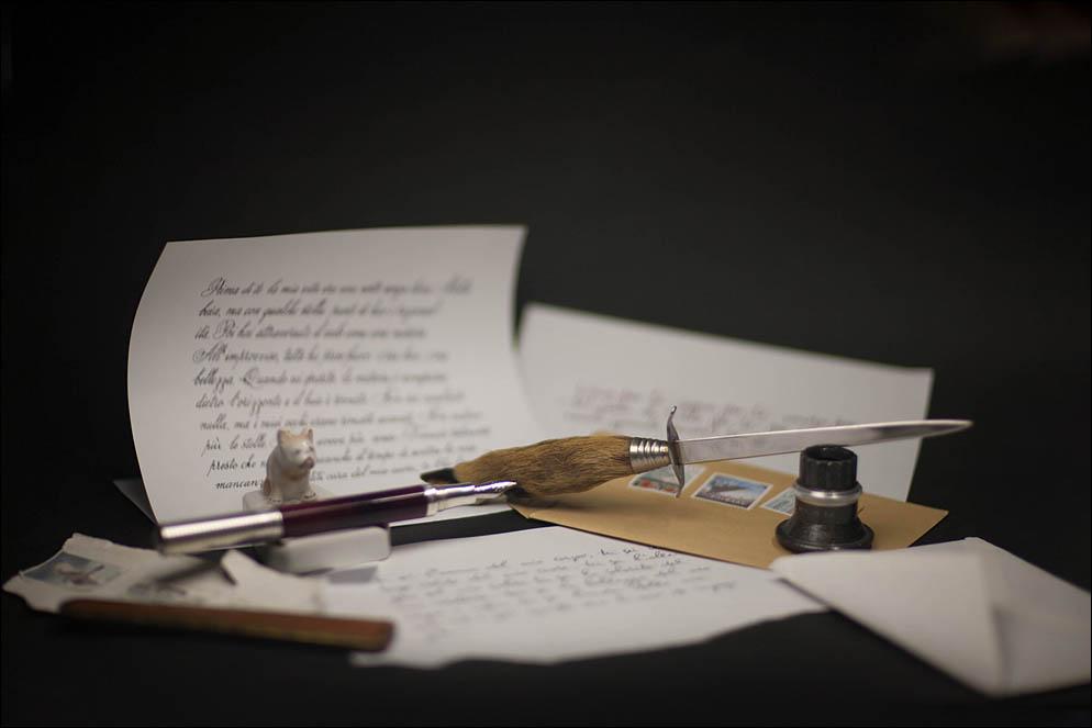Lettere d'amore. Lenskiy.org