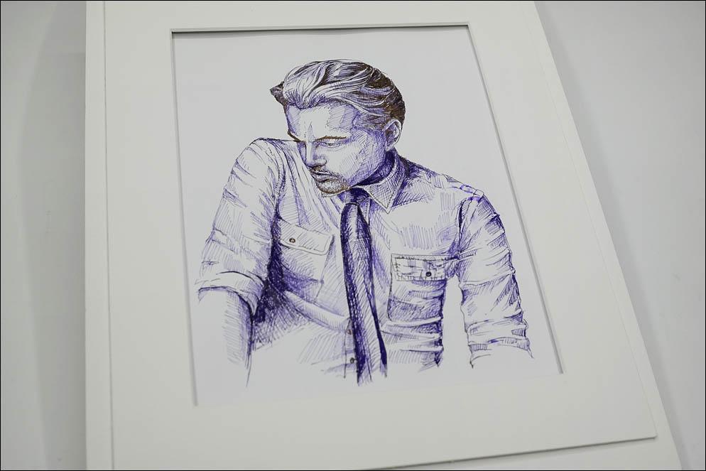 Leonardo DiCaprio. Lenskiy.org