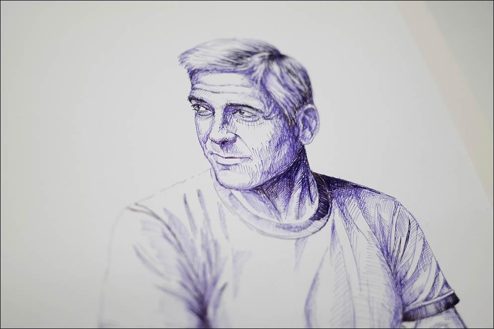 George Clooney. Lenskiy.org