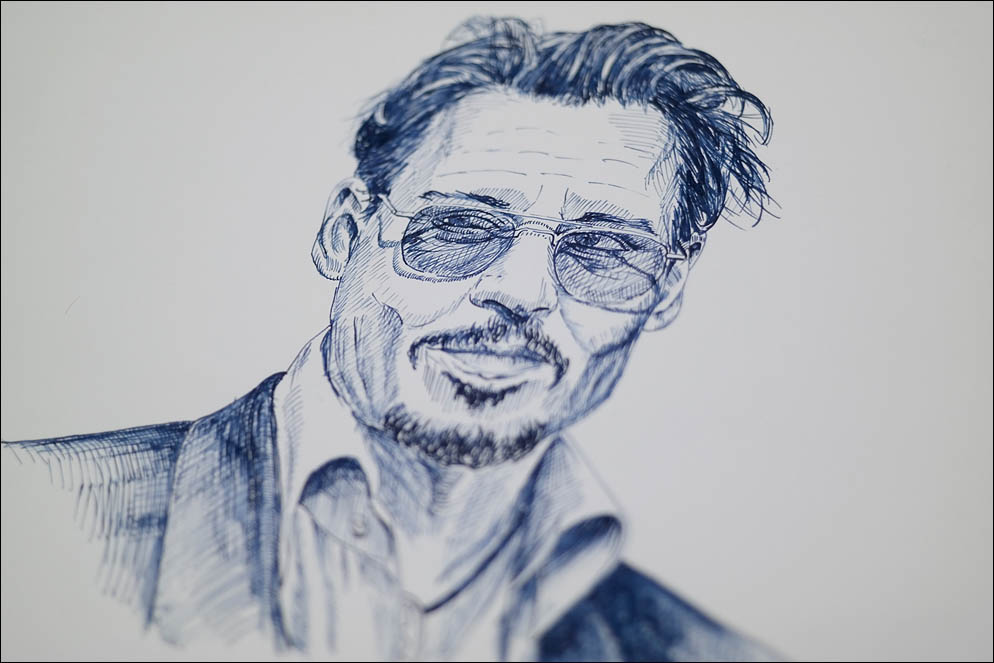 Johnny Depp II. Lenskiy.org