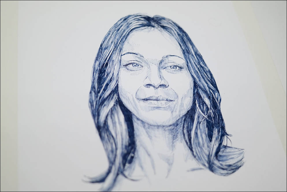 Zoe Yadira Saldana-Perego. Lenskiy.org