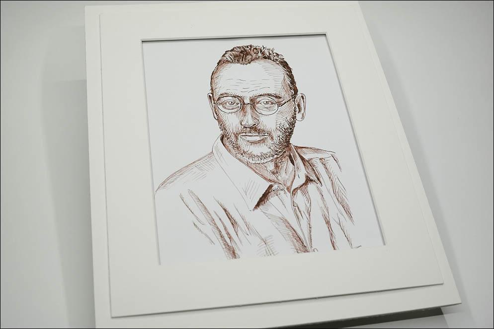 Jean Reno. Lenskiy.org