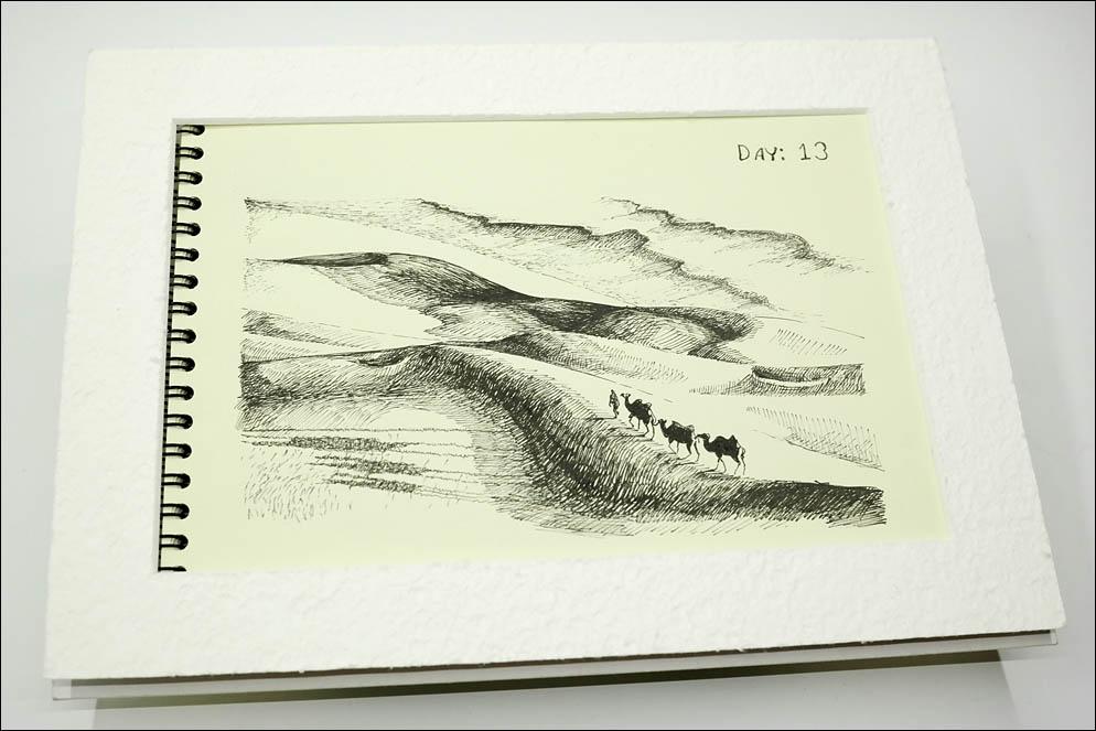 #inktober2020. 13: Dune. Lenskiy.org