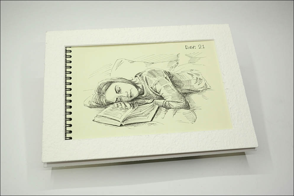 #inktober2020. 21: Sleep. Lenskiy.org