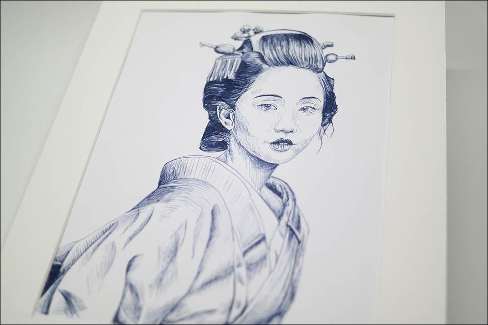 Alodia - Kimono Portrait. Lenskiy.org