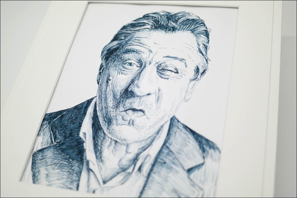 Robert De Nito By Andy Gotts. Lenskiy.org