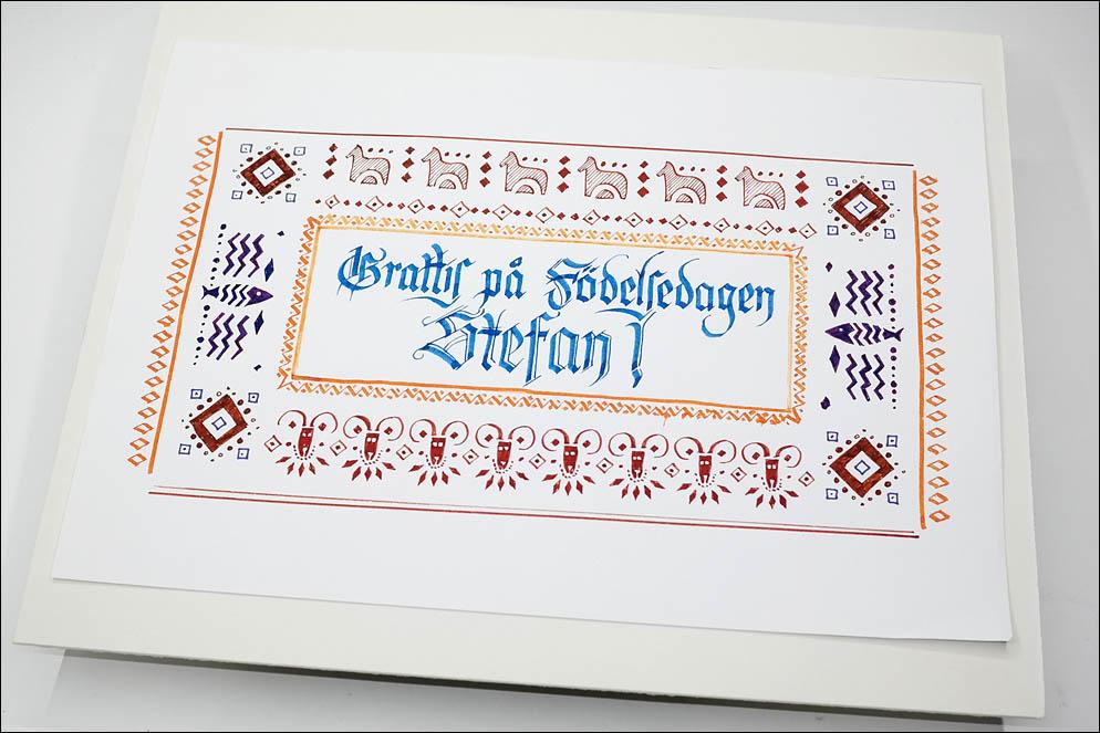 Grattis på födelsedagen Stefan. Lenskiy.org