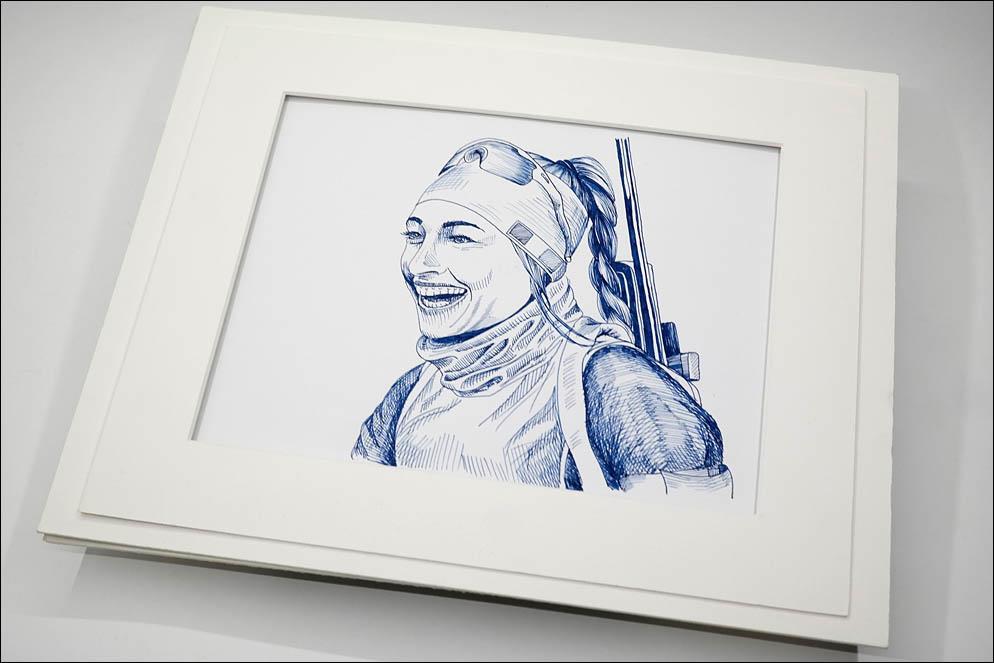 Dorothea Wierer Corradini is an Italian biathlete. Lenskiy.org