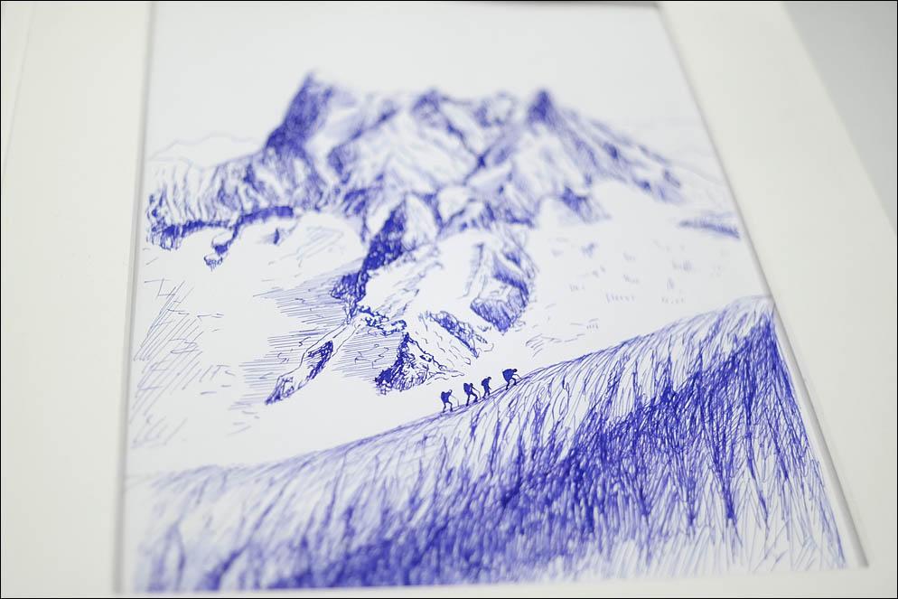 Aiguille du Midi in the Mont Blanc massif. Lenskiy.org