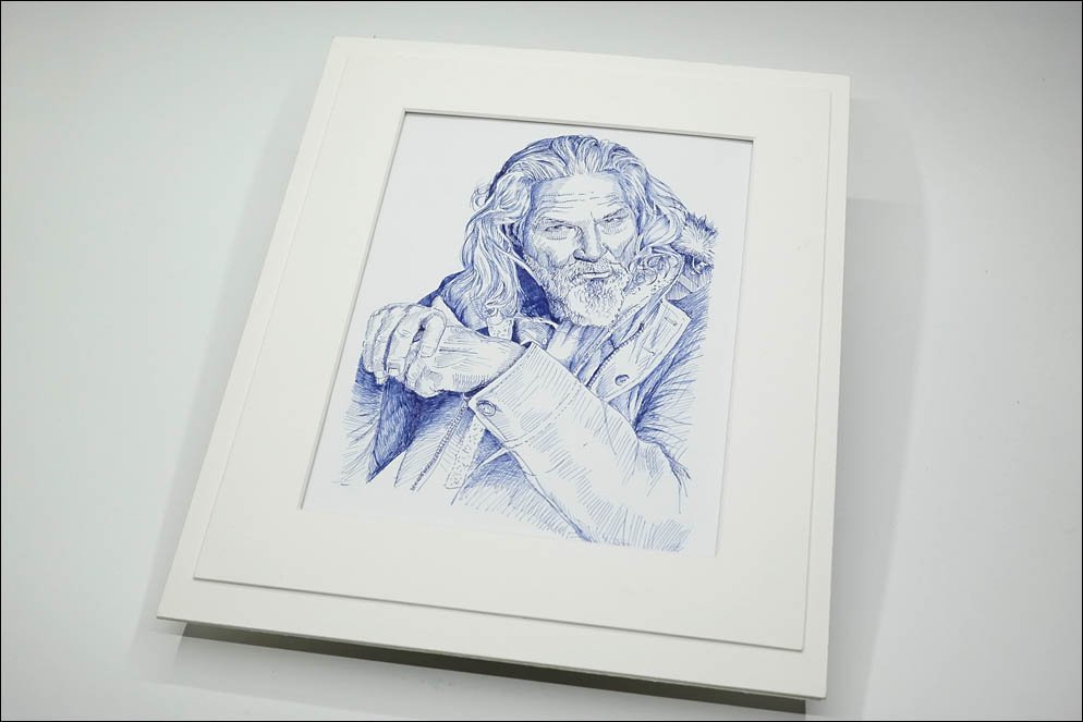 Jeff Bridges for Marc O'Polo by Mario Sorrenti. Lenskiy.org