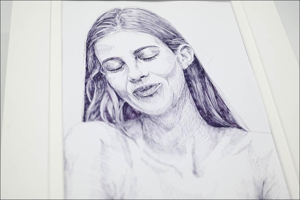 Beautiful Czech Faces - Barbora Podzimkova. Lenskiy.org