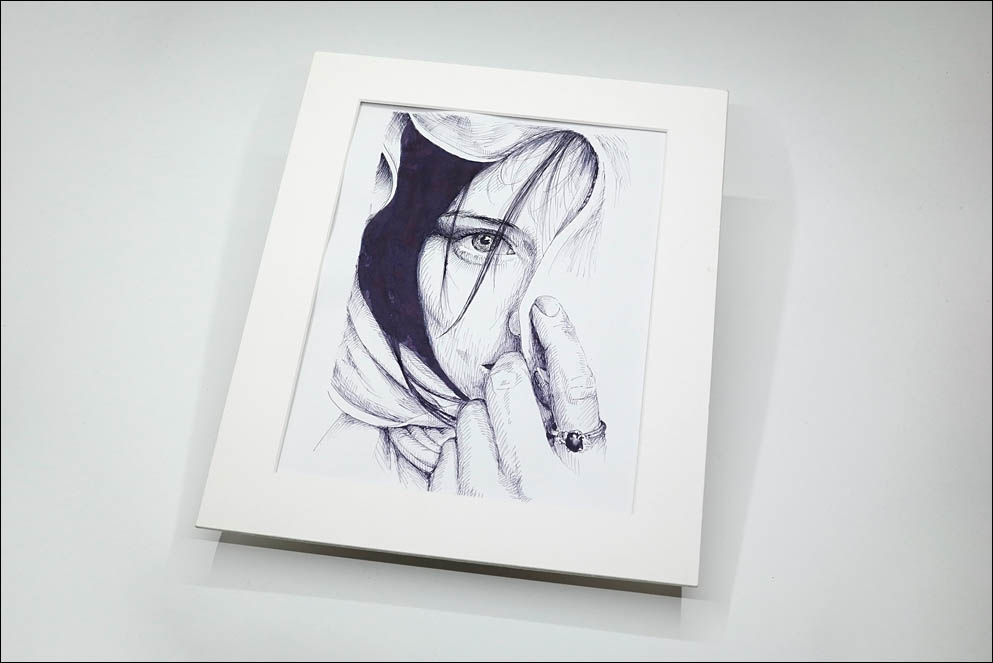 Sensualité du Noir et Blanc. Lenskiy.org