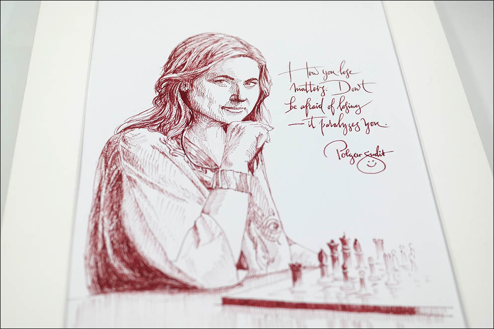 Judit Polgár is a Hungarian chess player. Lenskiy.org