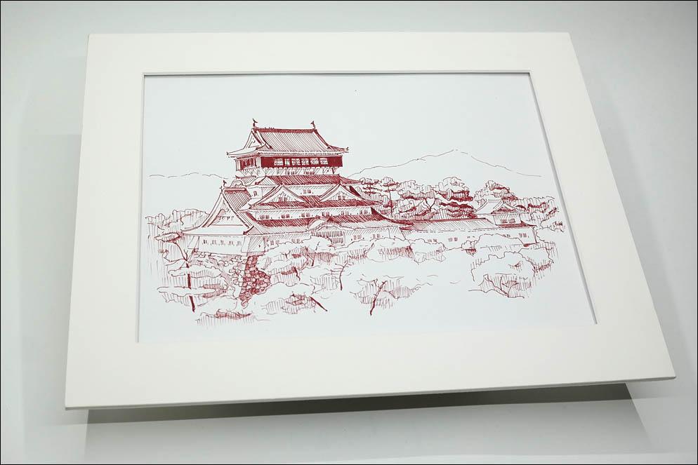Kokura Castle (小倉城, Kokura-jō) in Kitakyushu, Japan. Lenskiy.org