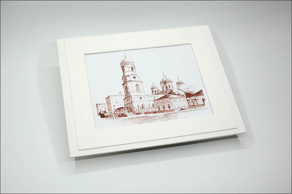 St. Trinity Cathedral. Dnepr. Lenskiy.org