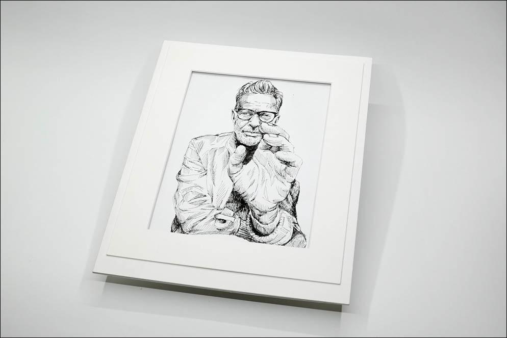 Jeff Goldblum for Gentleman's Journal. Lenskiy.org