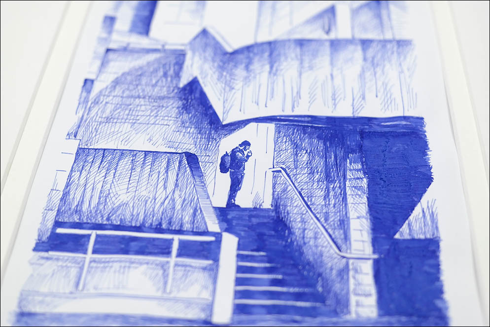 Alan Schaller - London brutalist. Lenskiy.org