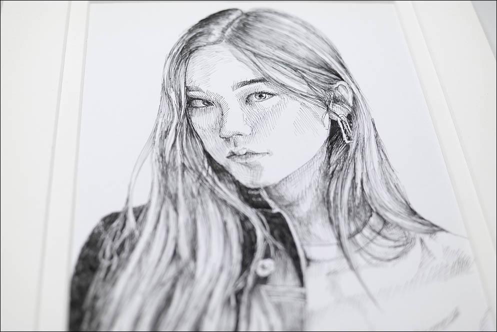 Hwang Yeji Korean K-Pop Star. Lenskiy.org