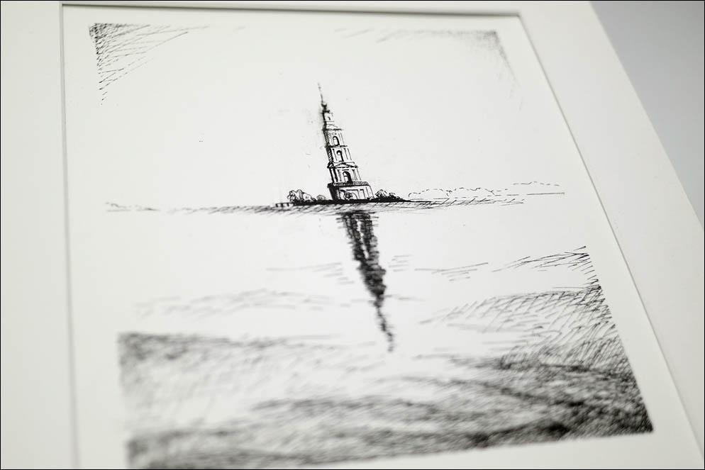 John Wooden quote. Motivational drawing. Lenskiy.org